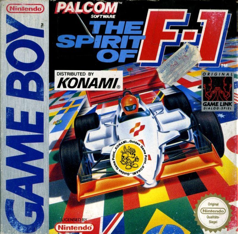 The Spirit of F1 - GB (Konami, 1991)