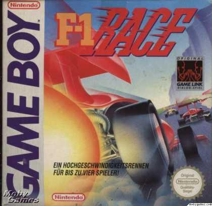 F1-Race - GB (Nintendo, 1991)