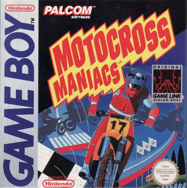 Motocross Maniacs - GB (Ultra, Konami, 1990)