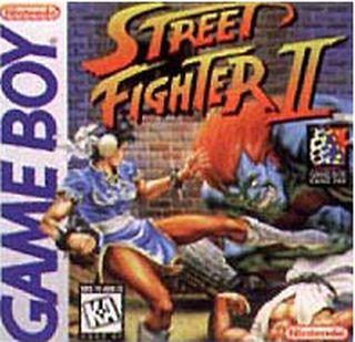Street Fighter II - GB (Capcom, 1995)