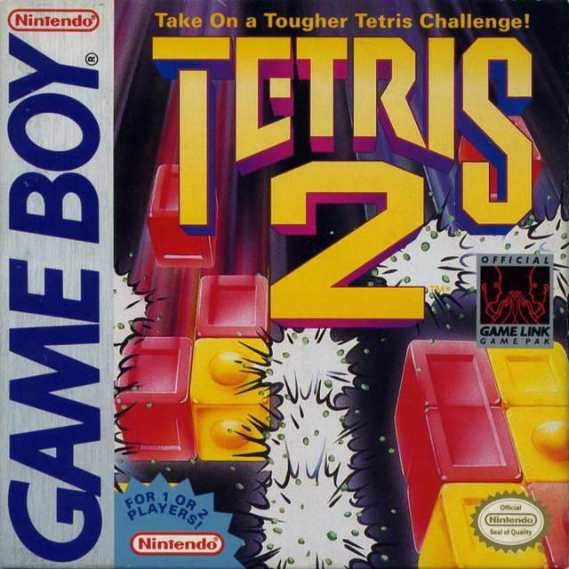 Tetris 2 - GB (Nintendo, 1993)