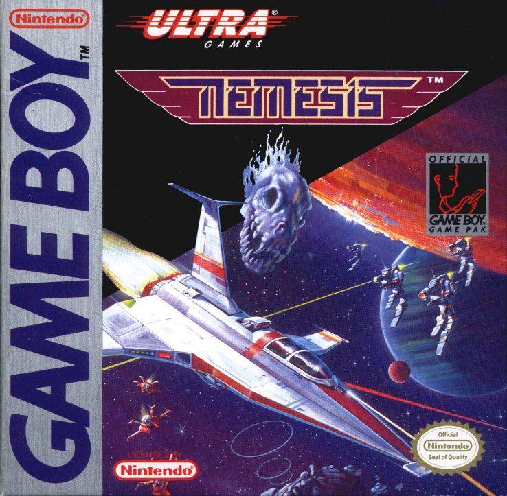 Nemesis - GB (Ultra - Konami, 1990)
