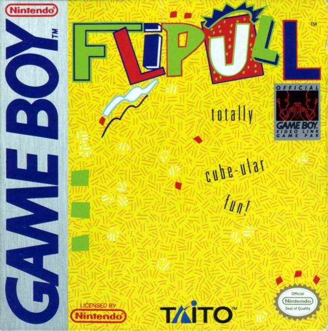 Flipull - GB (Taïto, 1990)