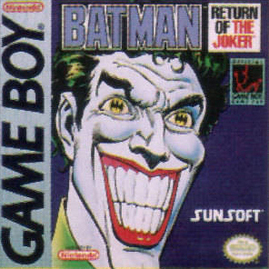 Batman : Return of the Joker - GB (Sun, 1992)