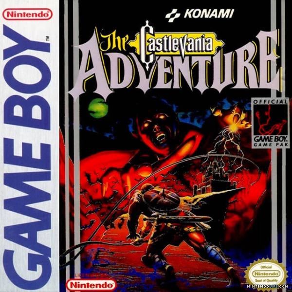Castlevania Adventures - GB (Konami, 1989)