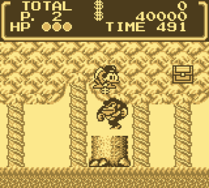 Ducktales - Gameboy (Capcom, 1990)