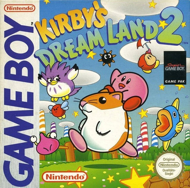 Kirby's Dreamland 2 - GB (Nintendo, HAL, 1995)