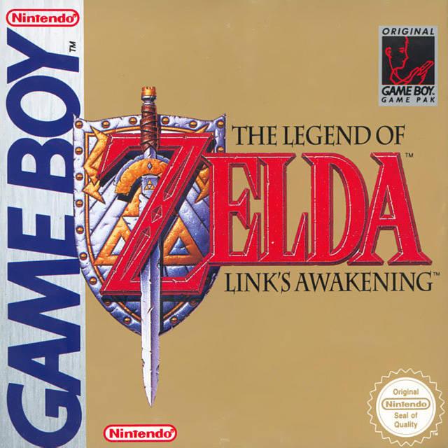 Legend of Zelda : Link's awakening - GB (Nintendo, 1993)