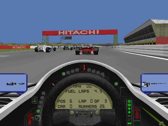 Formula One Grand Prix 2
