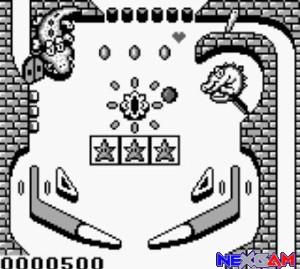 Pinball Revenge of the Gator Gameboy