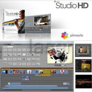 Pinnacle Studio HD 14