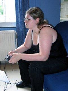 2005, Jessica joue à Harvest Moon sur Gamecube