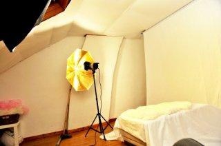 Quena Love studio photo