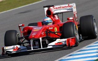 Scuderia Ferrari - Fernando Alonso