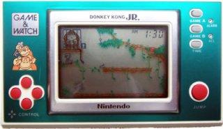 G&W - Donkey Kong Jr
