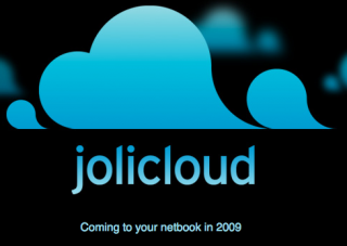 Jolicloud - Logo