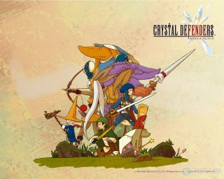 Crystal Defenders - PS3