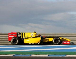 Renault Sport - Vitaly Petrov