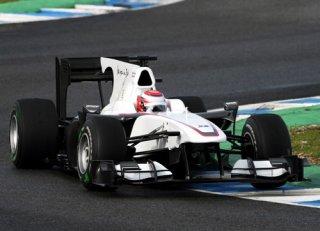 Sauber Ferrari - Kamui Kobayashi
