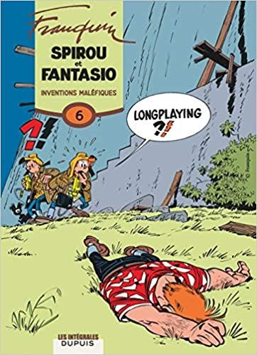 Spirou et Fantasio Intégrale, Tome 6
