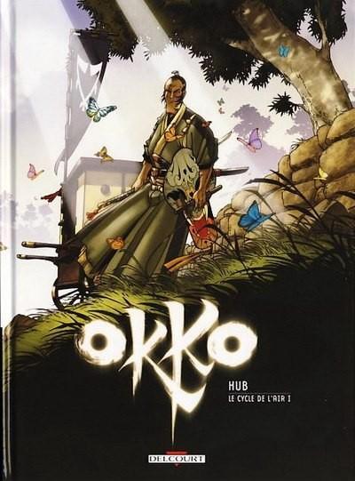 Okko, Le cycle de l'air, Tome 1