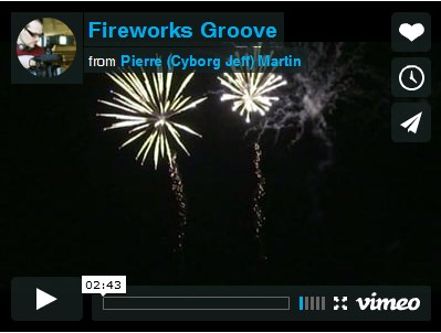 Fireworks Groove