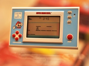 G&W - Super Mario Bros