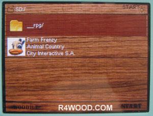 R4 Wood