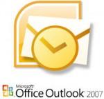 Impossible d'ouvrir la fenêtre d'Outlook 2007