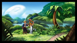Monkey Island HD 2 (PS3)