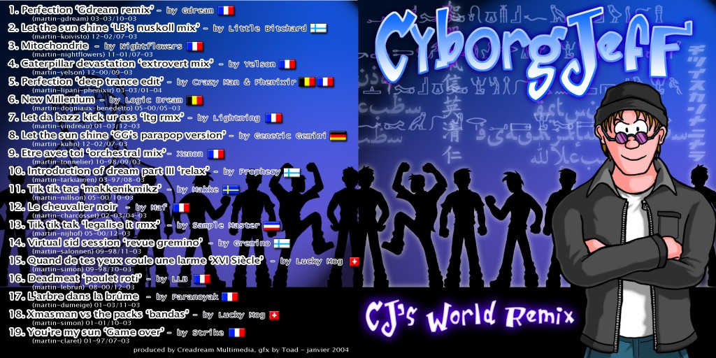 CJ's World Remix