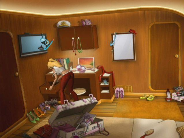 So Blond : Retour sur l'île - Wii (DTP - Wizardbox, 2010)