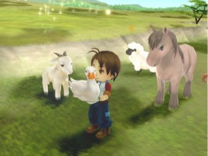 Harvest Moon - Parade des animaux - Wii (Natsume - Marvelous, 2009)