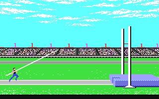 Epyx Summer Games - C64