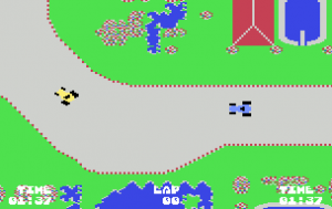 Rally Speedway C64