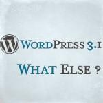 Bons plans Wordress 3.x