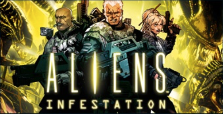 Alien Infestation - Nintendo DS
