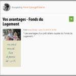 La vie en double : Le Fonds du Logement en Wallonie