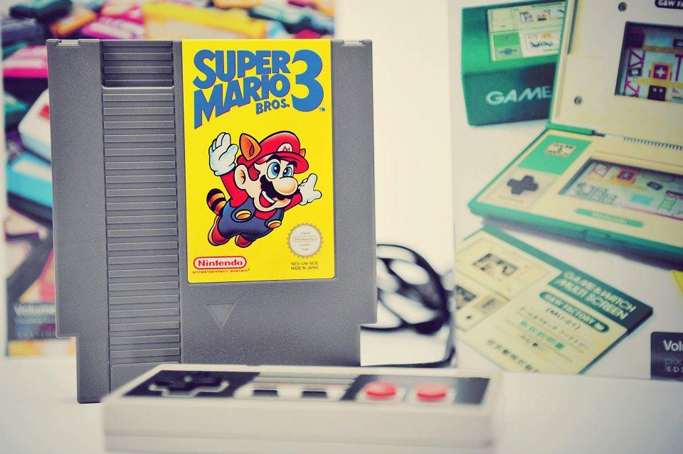 Super Mario Bros 3 (Nintendo)