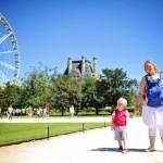 Petite balade dans les Jardins des Tuileries