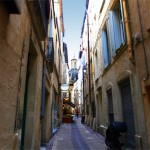Montpellier - Quartier Saint Anne