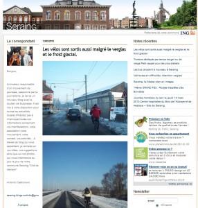 Seraing : Le Blog SudPresse - Antonio Castronovo