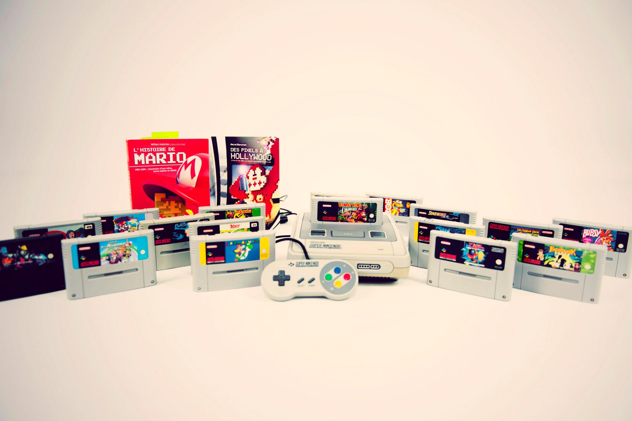Collection SNES