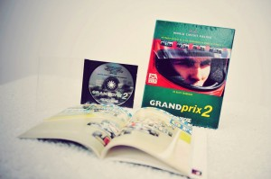 Microprose Formula One Grand Prix 2 version PC