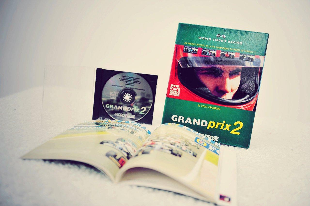 Microprose Formula One Grand Prix 2 version PC