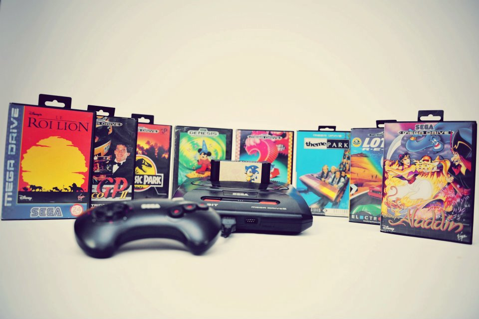 Collection Megadrive
