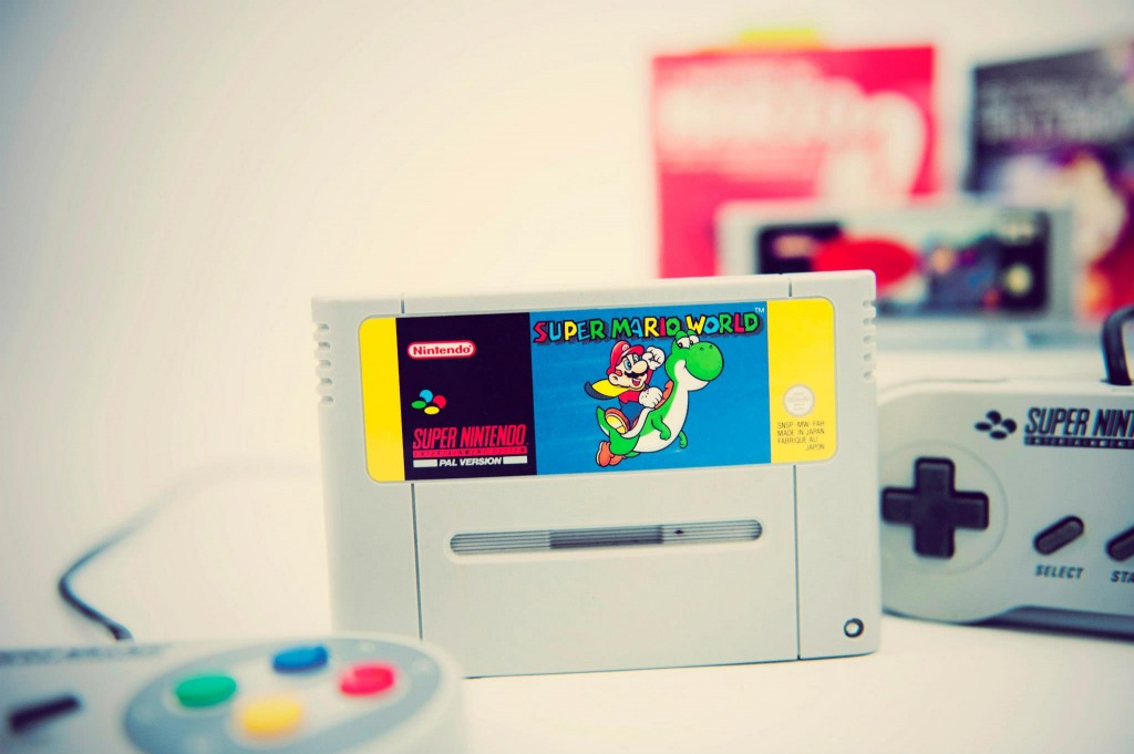 Super Mario World - SNES