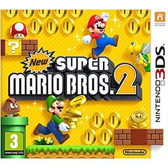 New Super Mario Bros. 2 - Nintendo - 3DS