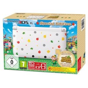 Nintendo 3DS XL - Version Animal Crossing