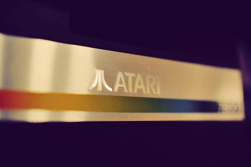 Mon Atari 7800, merci Dragonus